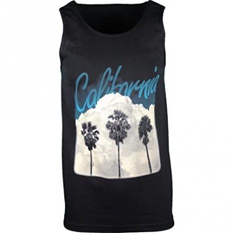 California Clouds Tank Top Shirt
