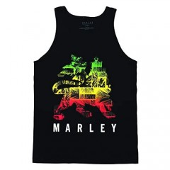 Marley Apparel Rasta Lion Tank TOP