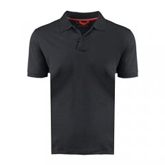 Marquis Men's Solid Jersey Polo