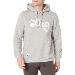 LRG Men's Lifted Research Group Logo Hooded Sweatshirt