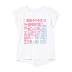 Reebok Girls' Ss T-Shirts