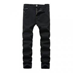 Boy's Skinny Fit Stretch Fashion Jeans Pants