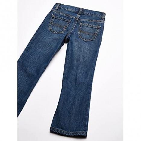 The Children's Place Boys' Husky Straight Leg Jeans
