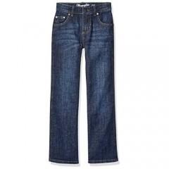 Wrangler Authentics Boys' Little Retro Slim Fit Straight Leg Jean